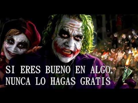 Frases del Joker de Reflexión y Verdad