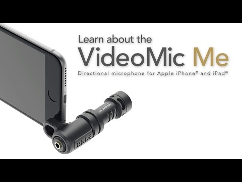 RØDE VideoMic Me Features & Specifications