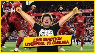 Live Reaction : Liverpool - Chelsea 2-0 สดจากเตา มาเน่กับซาลาร์กดคนล่ะเม็ด