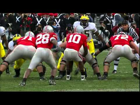 Greatest Season: 2006 Football - Ohio State Beats Michigan