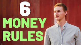 6 Personal Finance Rules You MUST Follow in Your 20s