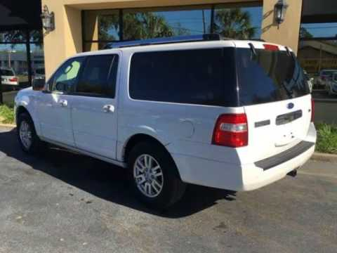 Vehicles With 3rd Row Seating >> 2012 Ford Expedition Limited White Suv 3rd Row Seating