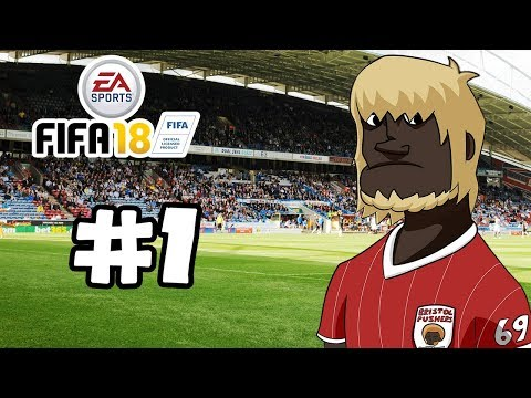 Sips Plays FIFA 18 (16/7/2018) #1 - Sips The FIFA Lad