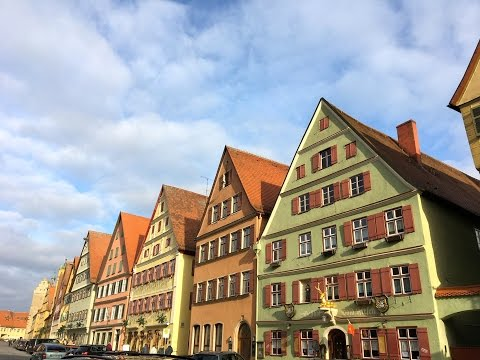 The Provencher's Germany Trip 2016