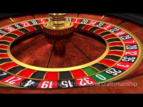 TCSJOHNHUXLEY Mark VII Roulette Wheel Introduction