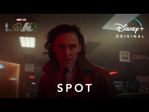Loki - Spot : Miss Minutes (VOST)   Disney+