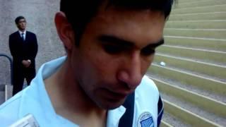 Ariel Rojas Godoy Cruz vs Estudiantes
