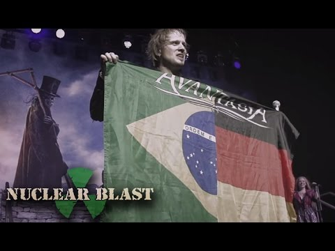 AVANTASIA - Draconian Love (OFFICIAL CLIP)