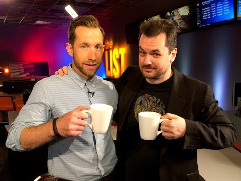 Comedian Jim Jefferies Visits The List