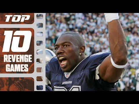 Top 10 Revenge Games: TO's Philly Return, Montana vs 49ers, & More!