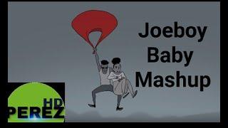 Gambar cover Mashup - Joeboy x Davido x Mr Eazi x Simi x Wizkid x Rema x Burna x Tiwa (Official Video)- DJ PEREZ