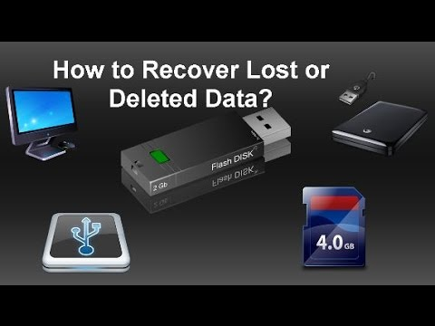 Most Reliable Way to Recover Lost/Accidental Deleted Data | Wondershare Data Recovery