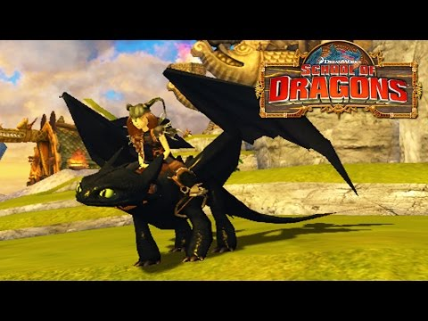 How To Train Your Dragon School Of Dragons New Dragon Trainer
