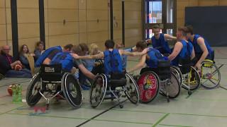 JTFO / JTFP | Frühjahrsfinale 2017 Tag 3 – Rohlstuhlbasketball