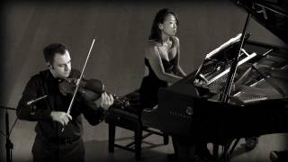 H. Wieniawski:  Légende  | Anastasios Mavroudis & Yoko Misumi