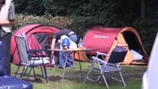 Camping Stadspark ideaal om Groningen te verkennen.