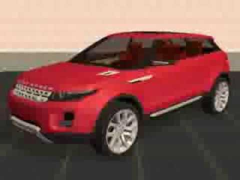 2008 Land Rover Lrx Concept Youtube
