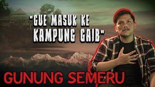 Download Lagu TERSESAT SENDIRIAN & BURUNG PENUNJUK JALAN -- KISAH MISTIS PENDAKIAN GUNUNG SEMERU (1) #OMMAMAT mp3