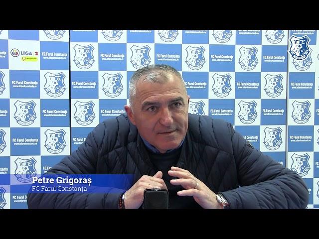 Petre Grigoras - U Cluj