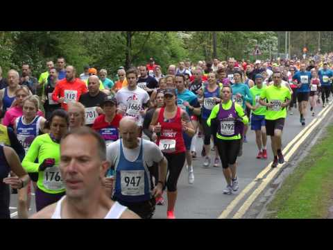 North Lincolnshire Half Marathon 2017
