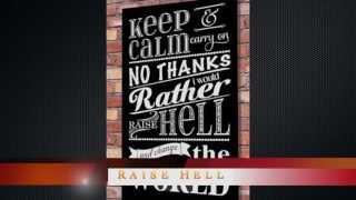 Video Raise Hell by: Donovan Dark download MP3, 3GP, MP4, WEBM, AVI, FLV Juli 2017