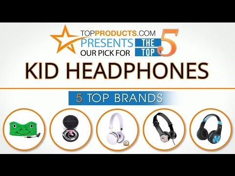 Best Kids Headphones Reviews 2017 – How to Choose the Best Kids Headphones