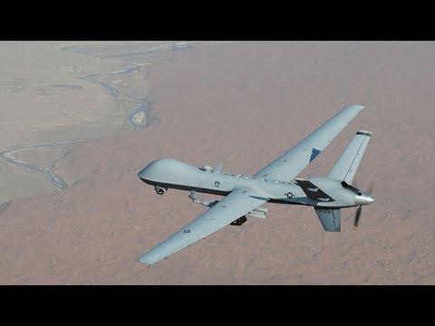 В Польше разместят эскадрилью разведывательных беспилотников США