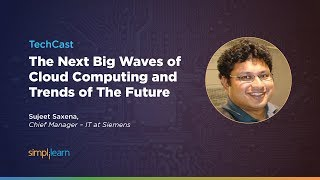 Cloud Computing Trends 2018 | The Next Big Waves of Cloud Computing | Cloud Computing Future