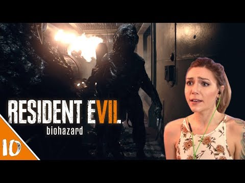 Searching For Eveline | Resident Evil 7 Pt.10 | Marz Plays
