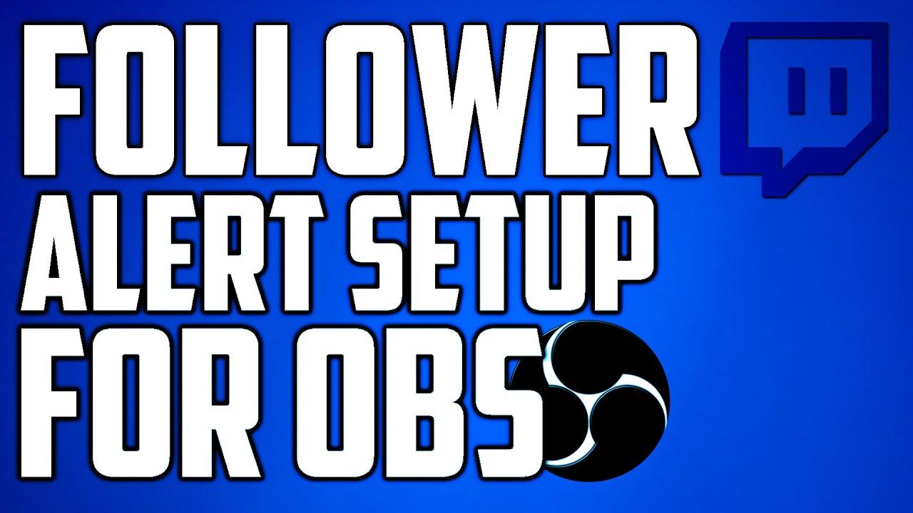 Follower alert
