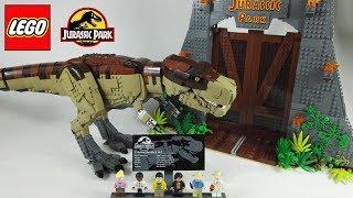 ENTSCHULDIGUNG LEGO! | T-Rex Rampage (75936) Review | Jurassic World