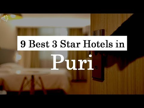 9 Best 3 Star Hotels in Puri