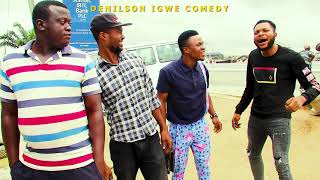 DENILSON IGWE COMEDY - BOUTIQUE
