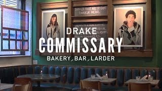 Video of  Drake Commissary