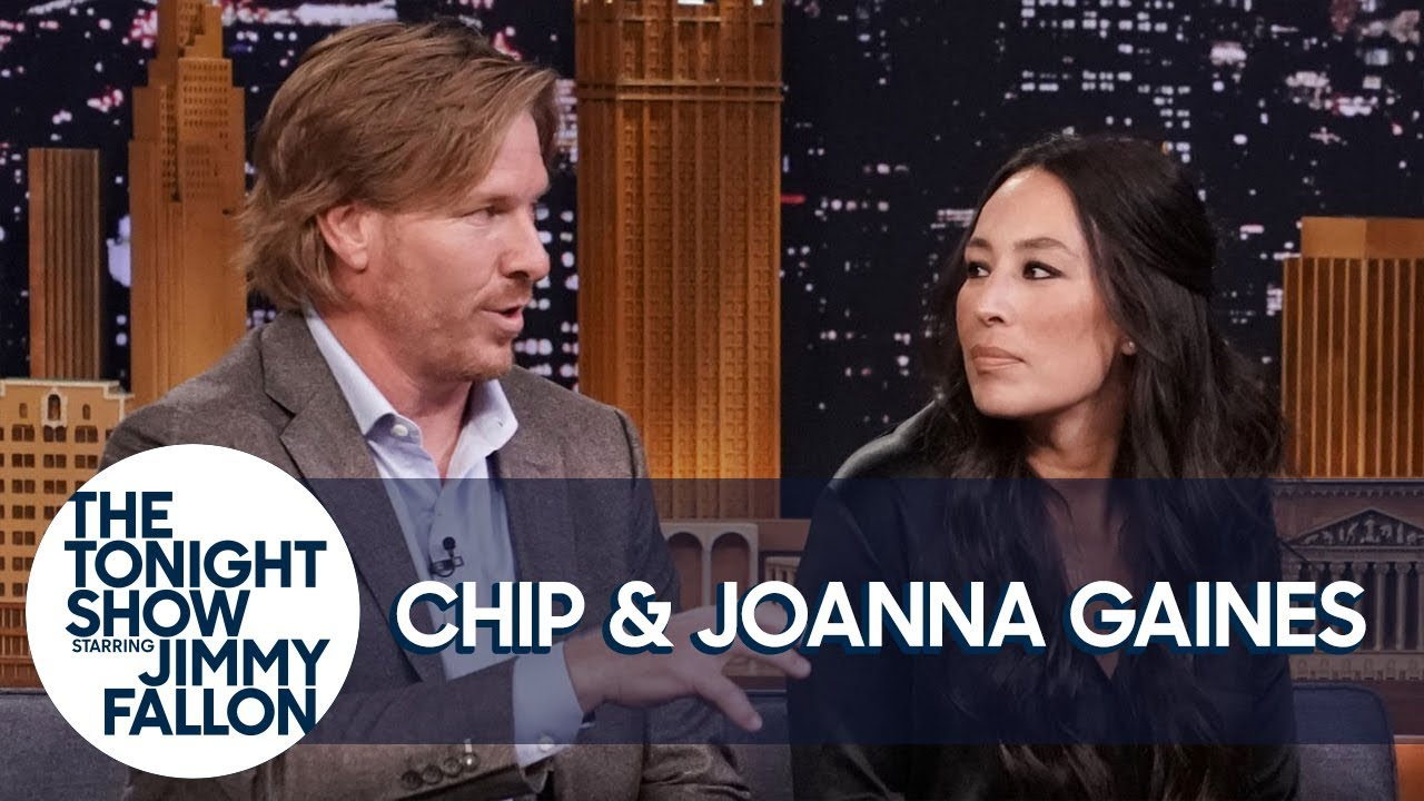 Chips Et Joanna Gaines fixer upper's chip and joanna gaines announce their return to tv