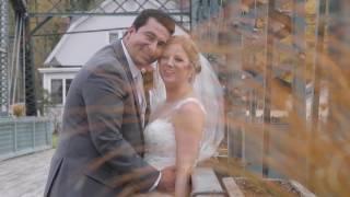 Elizabeth + Steve   October Skies Wedding Day   Short Preview Film