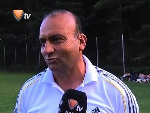 Yeni malatyaspor teknik direkt�r� mustafa u�ur 22 08 2014