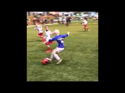 Theodor 7 år - Coop Fair Play Cup 2017