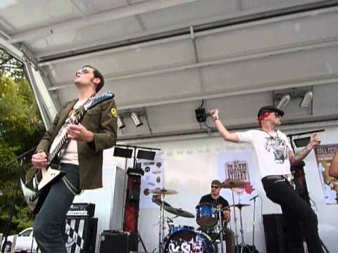 "Nightsbridge ""Shake This City"" Main Street Music Fest, Ellicott City, MD 9/28/13 live concert"