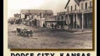 THOSE DODGE CITY COWBOYS (KANSAS 1876)