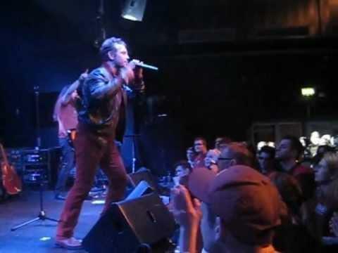 """OBK """"Promises"""" Live in Krefeld, Germany. 22-12-2012"""