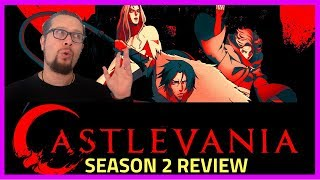 Castlevania Season 2 Netflix Original Series Review