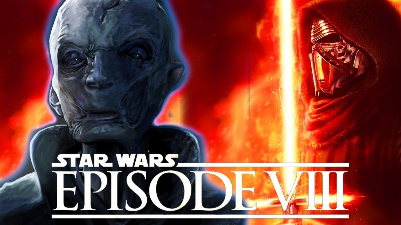 Star Wars Episode 8 Trailer