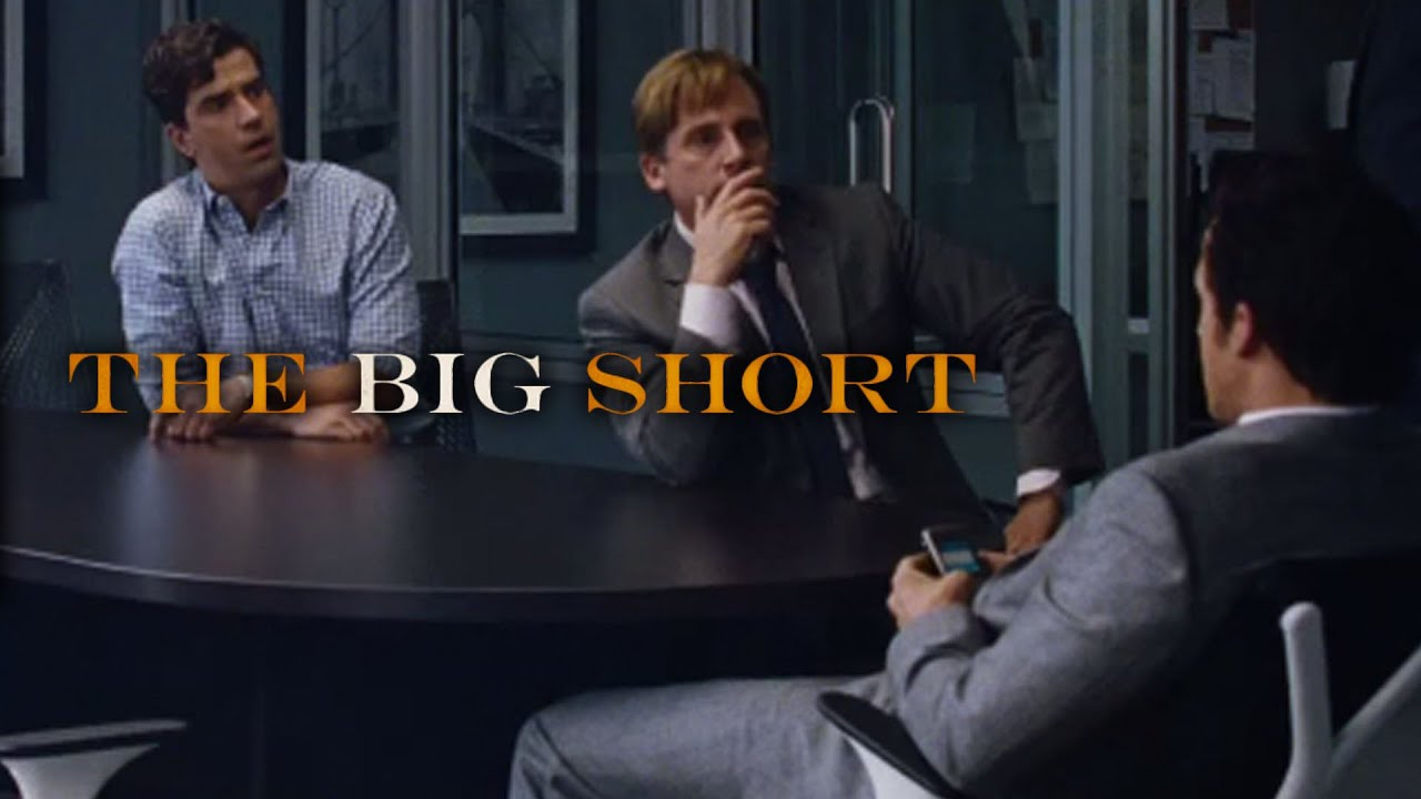 The Big Short Trailer Debuts - Collider - YouTube
