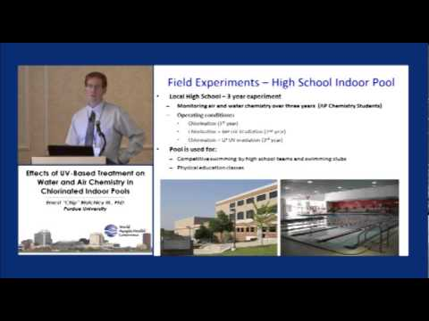 Effects of UV-Based Treatment on Water and Air Chemistry in Chlorinated Indoor Pools