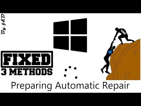 Automatic repair loop fix windows 10 ¦ Preparing automatic repair windows 10