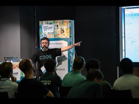 Berlin Buzzwords 18: Pere Urbon-Bayes – Connecting the data infrastructure with the DataFlow on YouTube