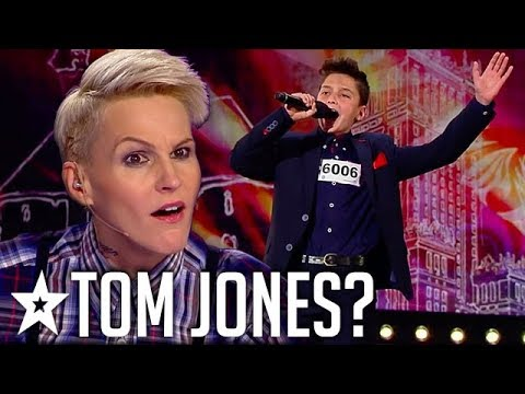 Kid Singer Blows The Roof Off on Poland's Got Talent | Got Talent Global