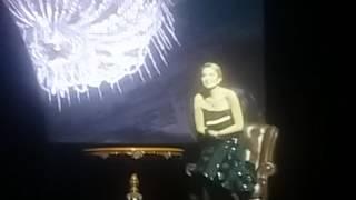 Рената Литвинова о Земфире Минск 26.04.2017 (Творческий вечер)