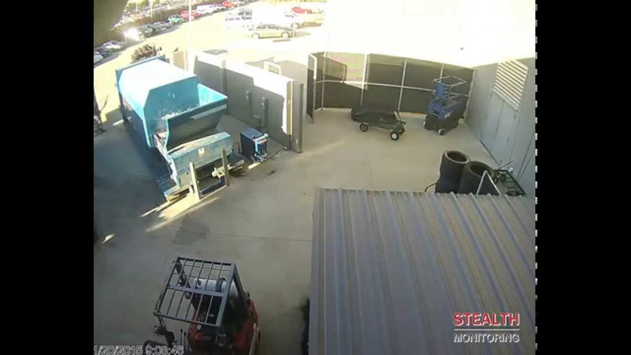 Employee Steals Car Parts - Car Dealership Security